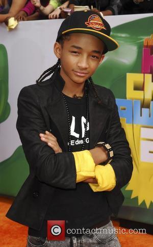 Jaden Smith Nickelodeon's 2011 Kids Choice Awards held at USC's Galen Center  Los Angeles, California - 02.04.11