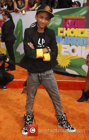 Jaden Smith Nickelodeon's 2011 Kids Choice Awards held at USC's Galen Center  Los Angeles, California - 02.04.11
