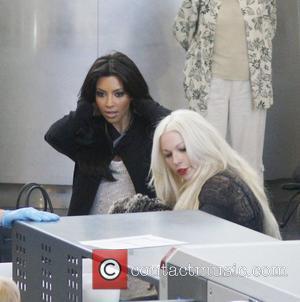 Kardashian Starstruck By Prince Onstage
