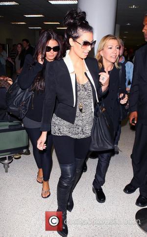 Kim Kardashian Denies 5-Month Affair Rumours