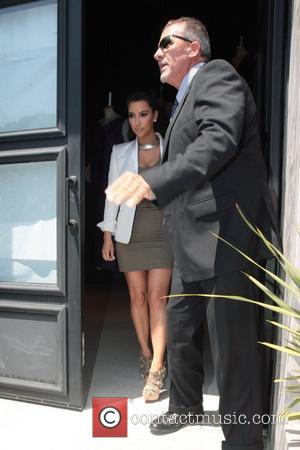 Kardashian Dismisses Talk Of A Second Wedding In New York