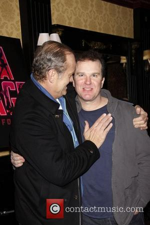 Kelsey Grammer and Douglas Hodge After party celebrating the final performance of Kelsey Grammer and Douglas Hodge in the Broadway...