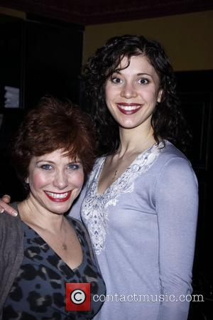 Cheryl Stern and Caitlin Mundth After party celebrating the final performance of Kelsey Grammer and Douglas Hodge in the Broadway...