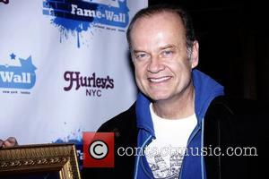 Kelsey Grammer After party celebrating the final performance of Kelsey Grammer and Douglas Hodge in the Broadway musical production of...