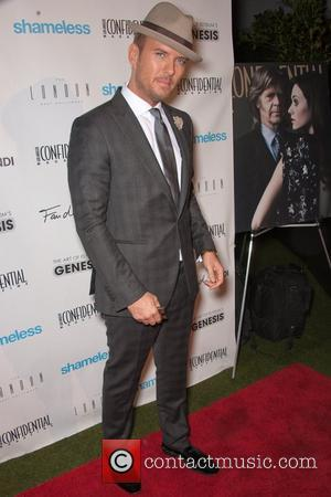 Matt Goss Emmy Rossum and William H. Macy Host Los Angeles Confidential Magazines's Pre-Emmy Party at the London West Hollywood...