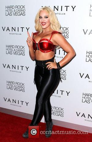 Lacey Schwimmer Lacey Schwimmer hosts at Vanity Nightclub at The Hard Rock Hotel and Casino  Las Vegas, Nevada -...