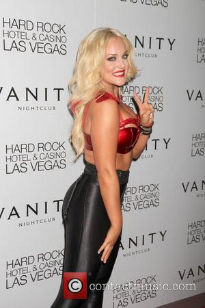 Lacey Schwimmer Lacey Schwimmer hosts at Vanity Nightclub at The Hard Rock Hotel and Casino Las Vegas, Nevada - 06.08.11