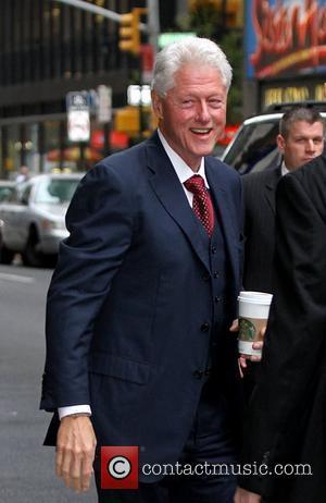 Clinton Lands Tv Reporter Role