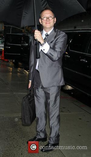 Michael Emerson 'The Late Show with David Letterman' at the Ed Sullivan Theater - Arrivals  New York City, USA...