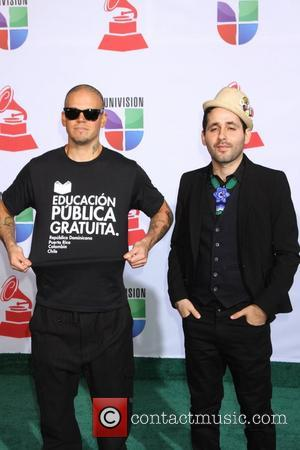 Calle 13 Reign Supreme At Latin Grammy Awards