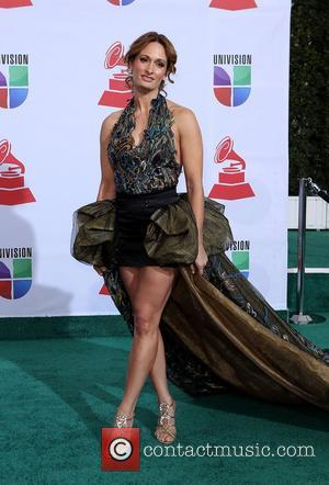 D'Manti  2011 Latin Grammy's at Mandalay Bay Resort and Casino Las Vegas - Arrivals Las Vegas, Nevada - 10.11.11