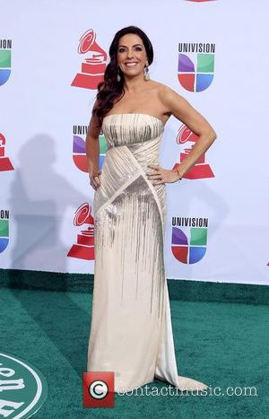 Kika Rocha  2011 Latin Grammy's at Mandalay Bay Resort and Casino Las Vegas - Arrivals Las Vegas, Nevada -...