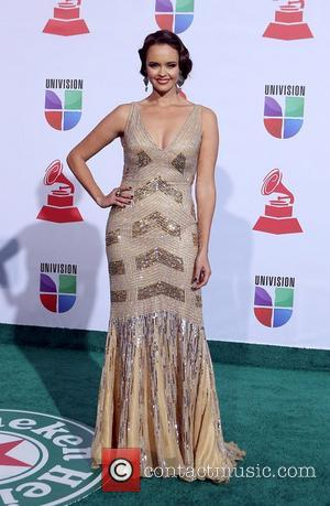 Shaila Durcal  2011 Latin Grammy's at Mandalay Bay Resort and Casino Las Vegas - Arrivals Las Vegas, Nevada -...