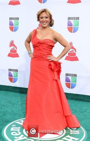 Tanya Charry  2011 Latin Grammy's at Mandalay Bay Resort and Casino Las Vegas - Arrivals Las Vegas, Nevada -...