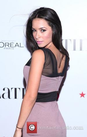 Jessica Caban  Latina Magazine's 15th anniversary celebration at Espace  New York City, USA - 26.09.11