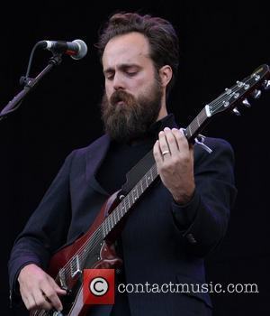 Iron And Wine Performs Live On Conan O'brien Show