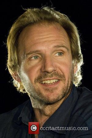 Ralph Fiennes speaks during the BAFTA Q&A in the Film & Music tent  Latitude Music and Arts Festival held...