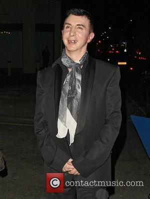 Marc Almond at a private dinner celebrating the 30th anniversary of London restaurant, Le Caprice London, England - 05.10.11