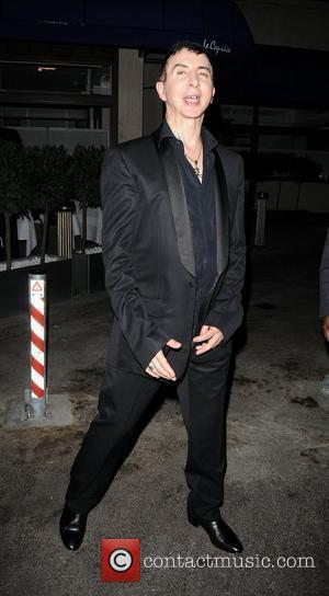 Marc Almond,  at a private dinner celebrating the 30th anniversary of London restaurant, Le Caprice London, England - 05.10.11