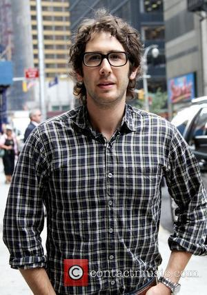 Josh Groban 'The Late Show with David Letterman' at the Ed Sullivan Theater - Arrivals New York City, USA -...