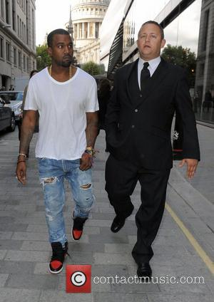Kanye West Spends Big On Fabric For Fashion Line