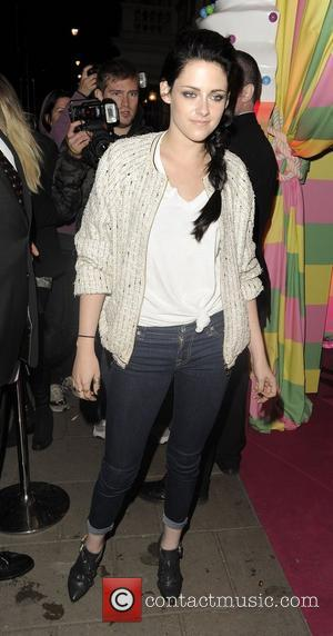 Kristen Stewart London Fashion Week Spring/Summer 2012 - Mulberry - Afterparty London, England - 18.09.11
