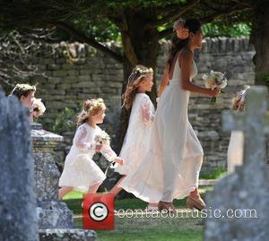 The wedding of Lily Allen and Sam Cooper Cranham, Gloucestershire - 11.06.11
