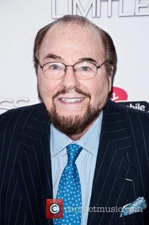 James Lipton  The New York Premiere of 'Limitless' - Inside Arrivals  New York City, USA - 08.03.11