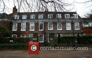 Images of various new homes purchased by George Michael, Kate Moss and Jude Law in Highgate, North London. London, England...