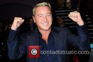 Michael Flatley at the premiere of Lord Of The Dance 3D held at The Cineworld Haymarket. London, England - 10.03.11