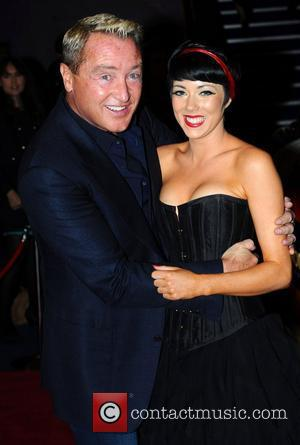 Michael Flatley and Ciara Sexton at the premiere of Lord Of The Dance 3D held at The Cineworld Haymarket. London,...