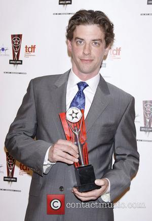 Christian Borle The 26th Annual Lucille Lortel Awards held at NYU Skirball Center - Press Room New York City, USA...