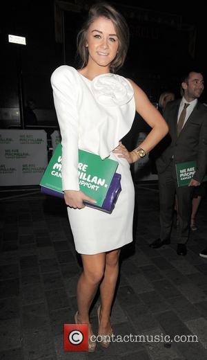 Brooke Vincent and London Palladium