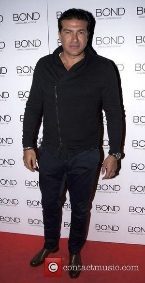 Tamer Hassan 'The Chelsea Girls Party' at Bond club starring the cast of E4's reality show 'Made In Chelsea' -...