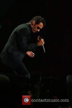 David Beckham Presents Marc Anthony With Top Honour At Ascap Latin Music Awards