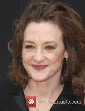 Joan Cusack,  at the Los Angeles premiere of 'Mars Needs Moms 3D' at the El Capitan Theatre. Hollywood, California...