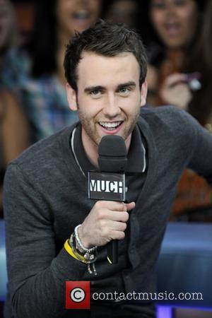 Matthew Lewis  appearances on Much Music's New.Music.Live to promote the latest Harry Potter film 'Harry Potter and the Deathly...