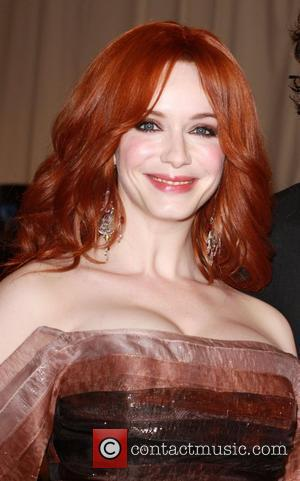 Christina Hendricks Was 'Scared' She'd Lose Mad Men Job
