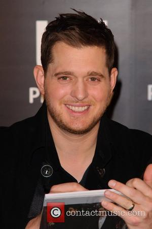 Buble Ready For Fatherhood