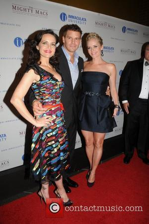 Carla Gugino, David Boreanaz and Marley Shelton