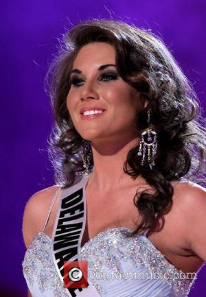 Miss Delaware USA Katie Hanson  2011 Miss USA Preliminary Competition at The Theater of Performing Arts at Planet Hollywood...