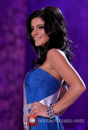 Miss Idaho USA Erza Haliti  2011 Miss USA Preliminary Competition at The Theater of Performing Arts at Planet Hollywood...
