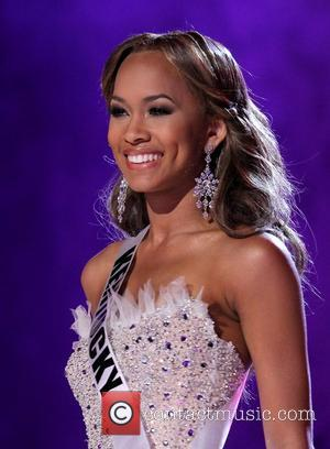 Miss Kentucky USA Kia Hampton  2011 Miss USA Preliminary Competition at The Theater of Performing Arts at Planet Hollywood...