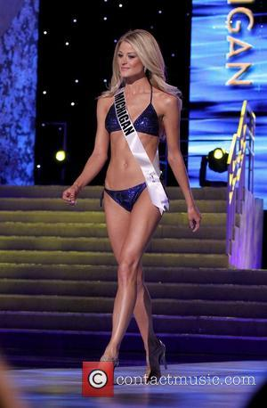 Miss Michigan USA Channing Pierce  2011 Miss USA Preliminary Competition at The Theater of Performing Arts at Planet Hollywood...