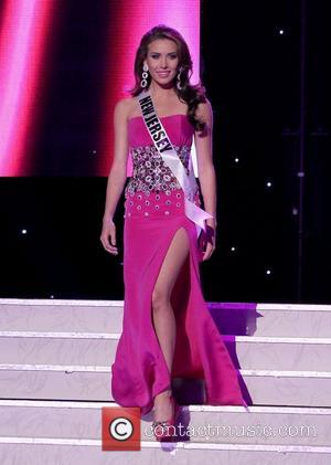 Miss New Jersey USA Julianna White  2011 Miss USA Preliminary Competition at The Theater of Performing Arts at Planet...