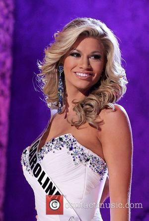 Miss North Carolina USA Brittany Leigh York  2011 Miss USA Preliminary Competition at The Theater of Performing Arts at...