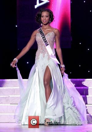 Miss Pennsylvania USA Amber-Joi Watkins  2011 Miss USA Preliminary Competition at The Theater of Performing Arts at Planet Hollywood...