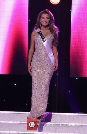 Miss Arizona USA Brittany Brannon  2011 Miss USA Preliminary Competition at The Theater of Performing Arts at Planet Hollywood...