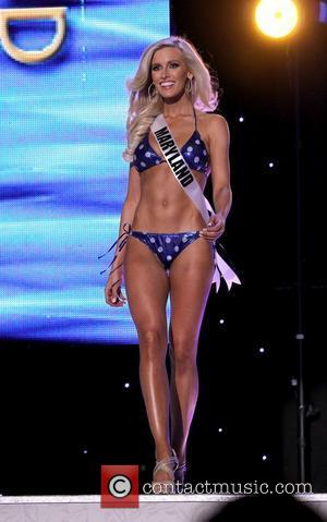 Miss Maryland USA Allyn Rose  2011 Miss USA Preliminary Competition at The Theater of Performing Arts at Planet Hollywood...