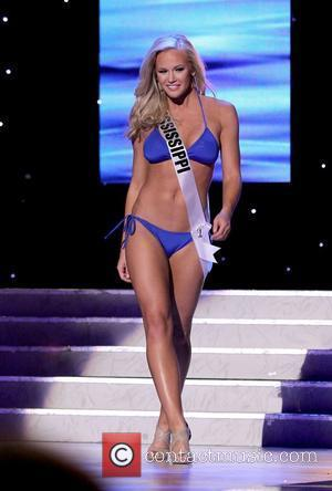 Miss Mississippi USA Keeley Patterson  2011 Miss USA Preliminary Competition at The Theater of Performing Arts at Planet Hollywood...